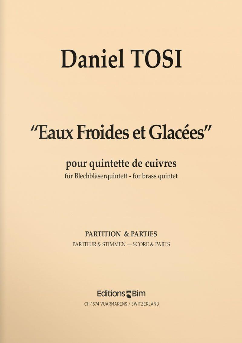Tosi  Daniel  Eaux Froides Et Glacees  Ens31