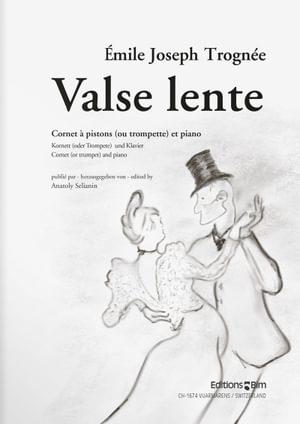 Trognee  Emile  Joseph  Valse  Lente  Tp86