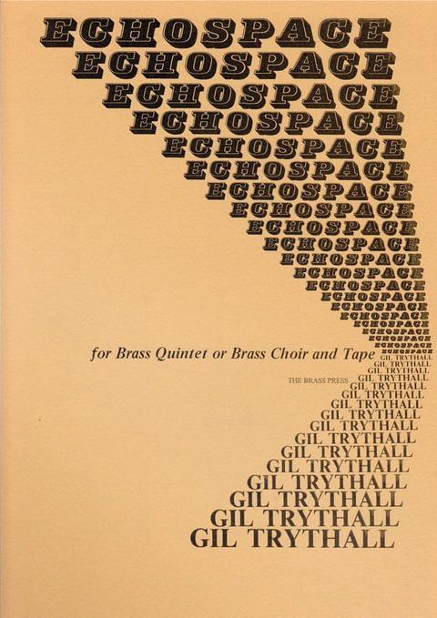 Trythall  Gil  Echospace  Ens96