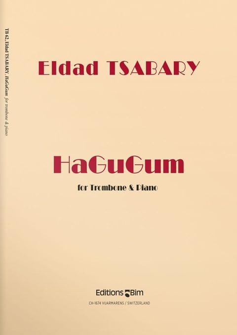 Tsabary  Eldad  Ha Gu Gum  Tb62
