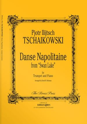 Tschaikovsky Piotr Danse Napolitaine Tp181A