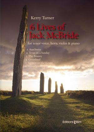 Turner  Kerry 6  Lives Of  Jack  Mc Bride  Co45