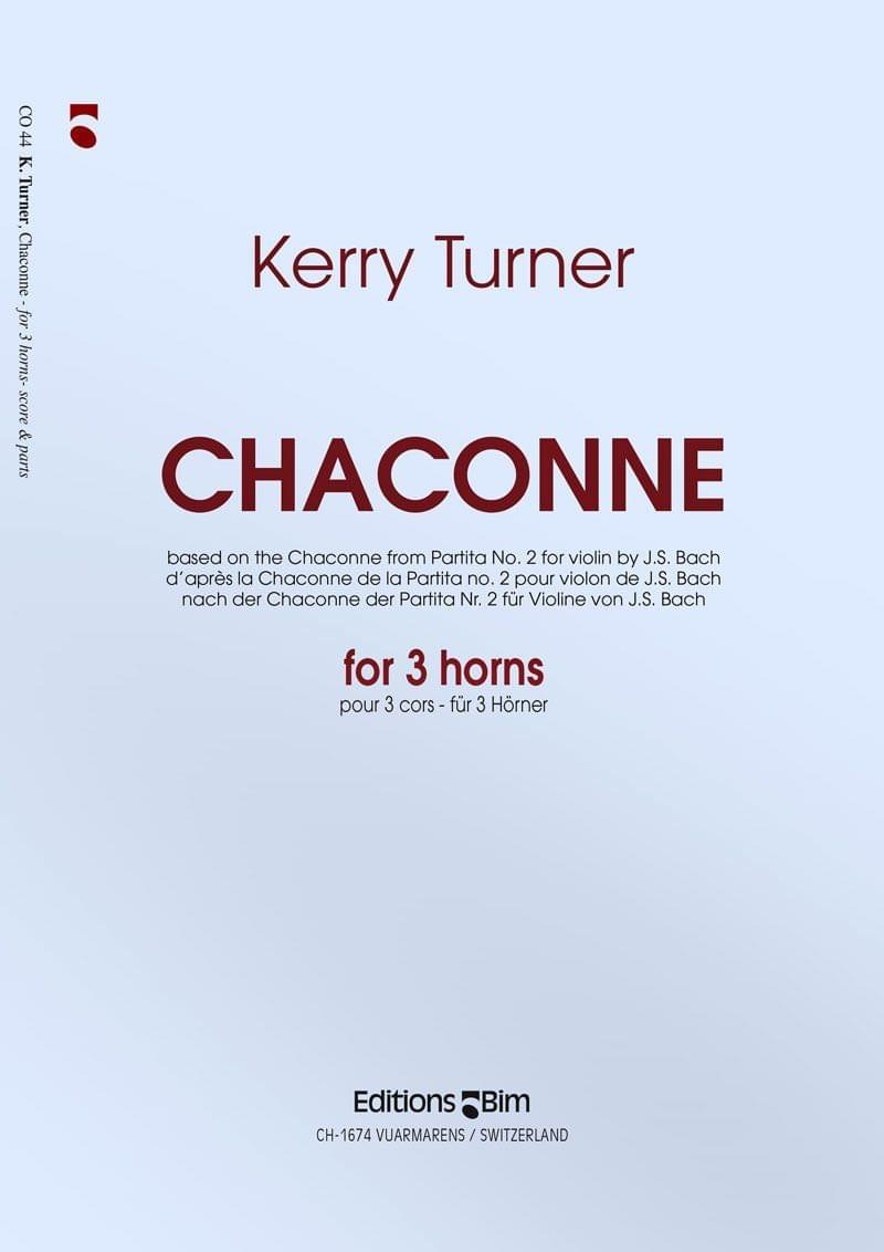 Turner  Kerry  Chaconne  Co44