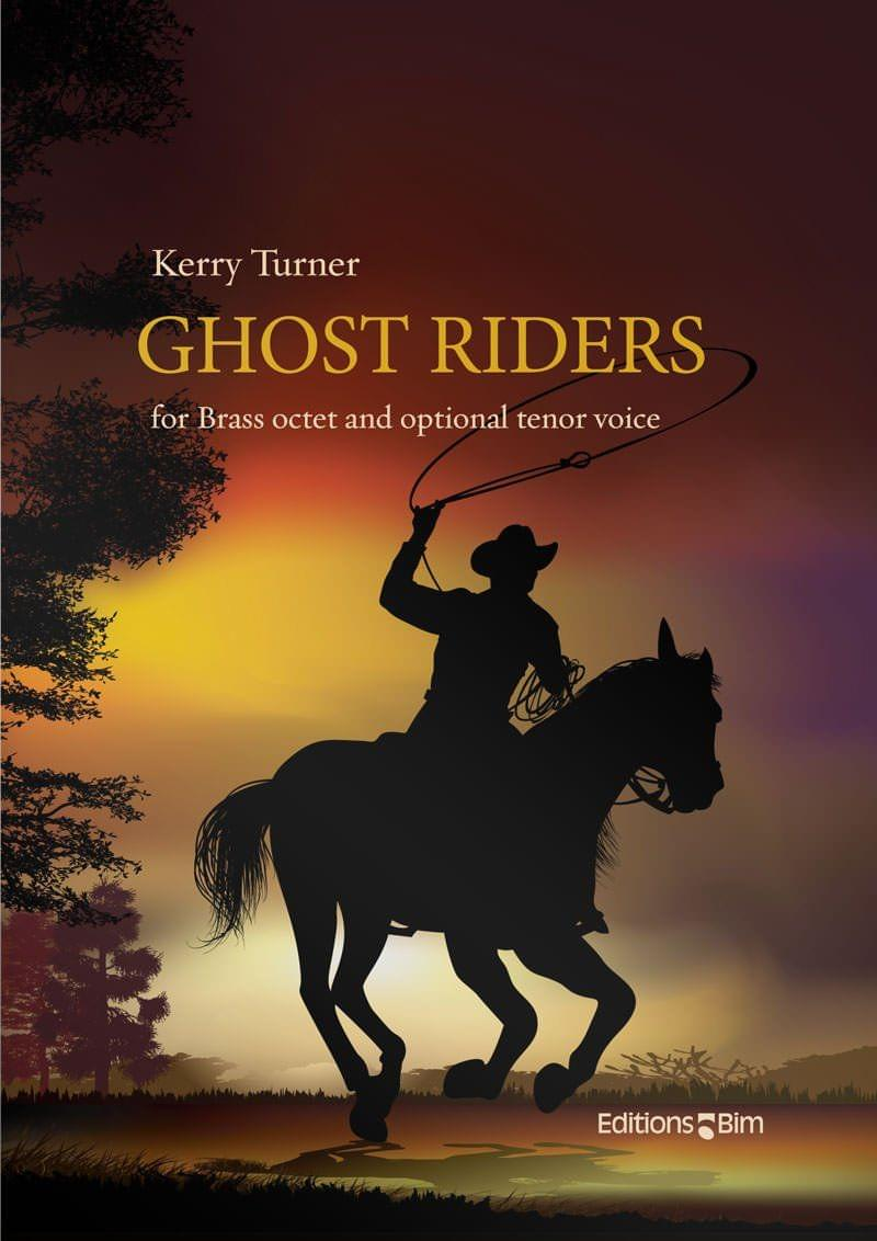 Turner  Kerry  Ghost  Riders  Ens71