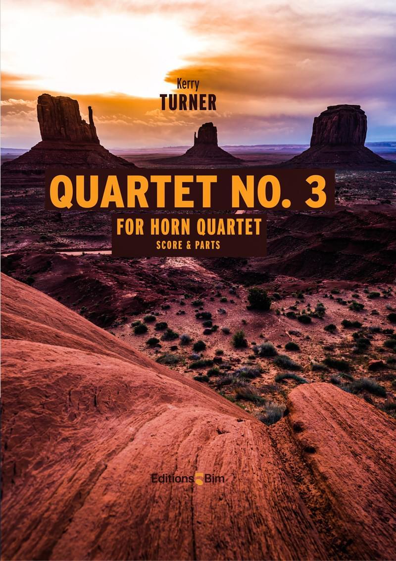 Turner  Kerry  Quartet  No 3  Co30