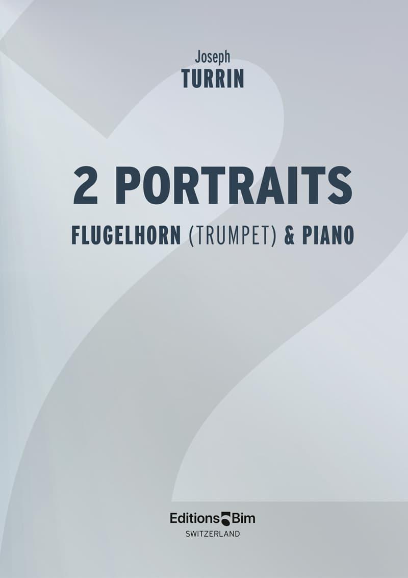 Turrin  Joseph 2  Portraits  Tp203