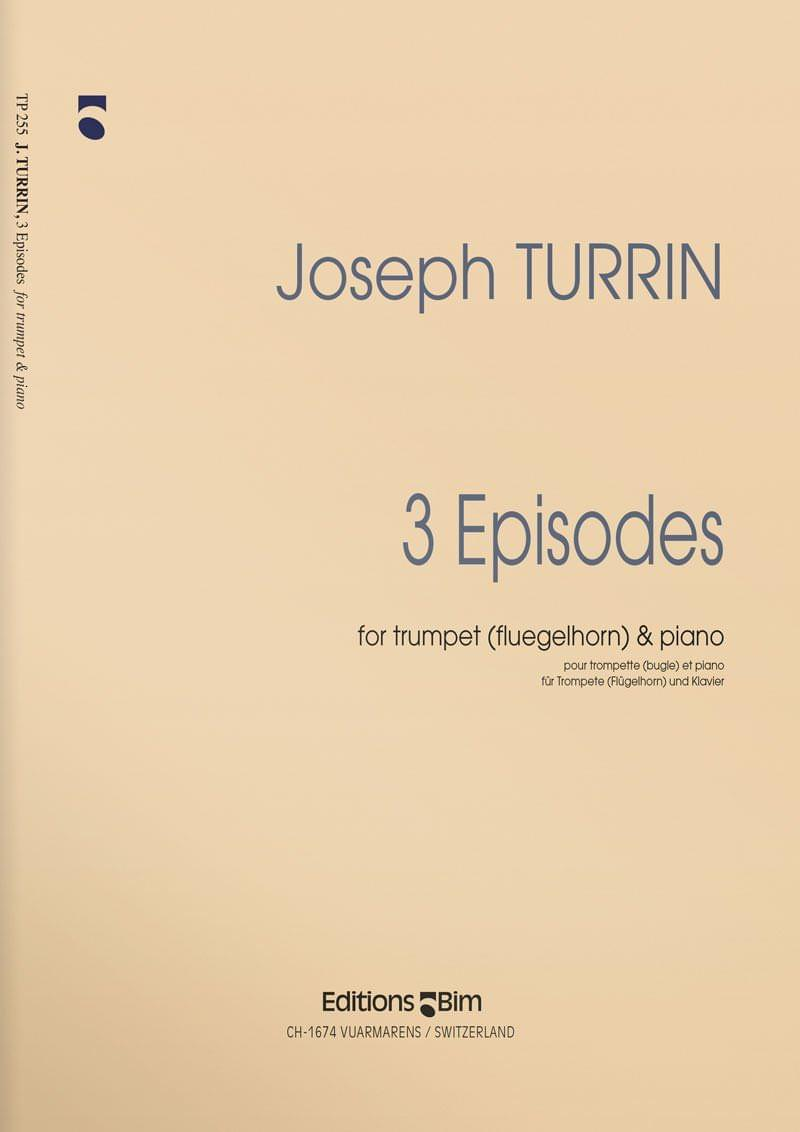 Turrin  Joseph 3  Episodes  Tp255