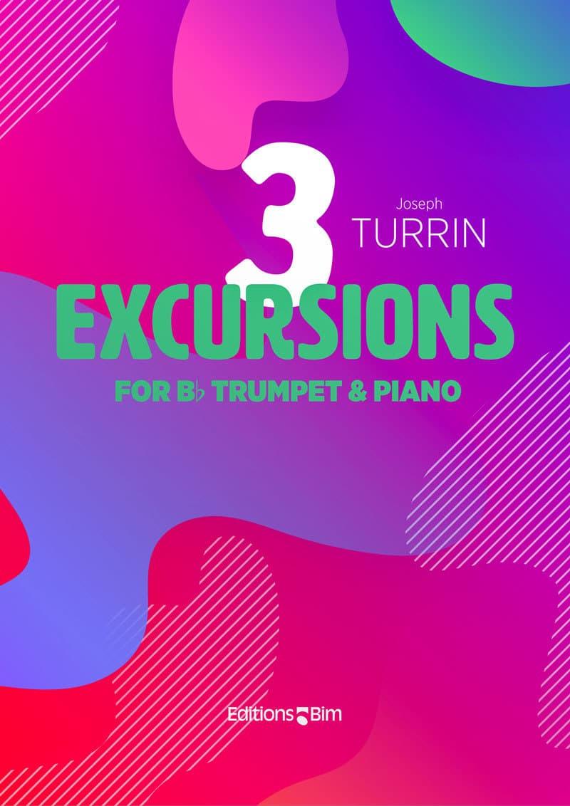 Turrin Joseph 3 Excursions Tp282