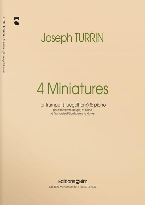 Turrin  Joseph 4  Miniatures  Tp211