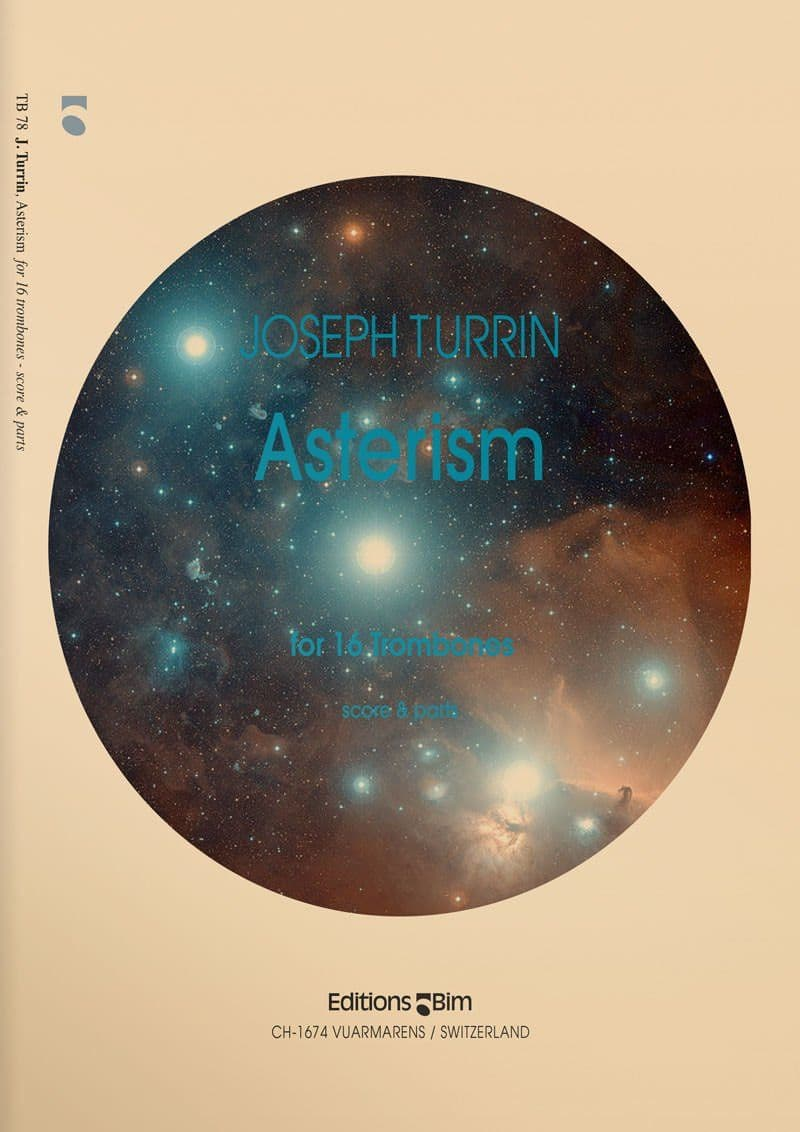 Turrin  Joseph  Asterism  Tb78