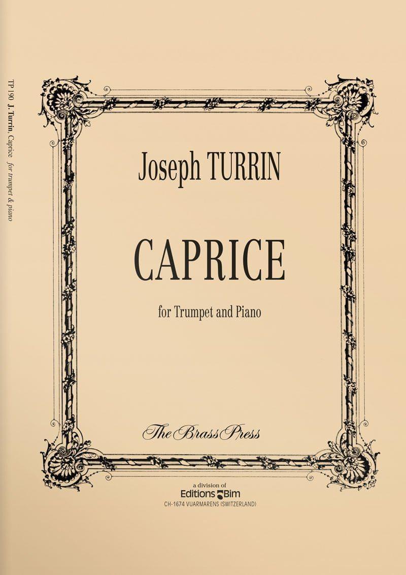 Turrin  Joseph  Caprice  Tp190
