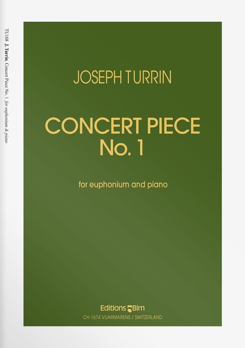 Turrin  Joseph  Concert  Piece  Tu168