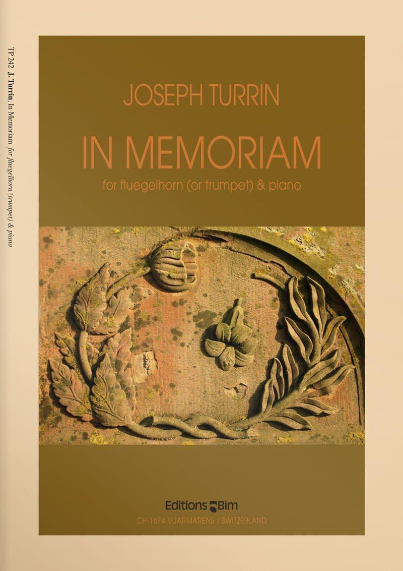 Turrin  Joseph  In  Memoriam  Tp242