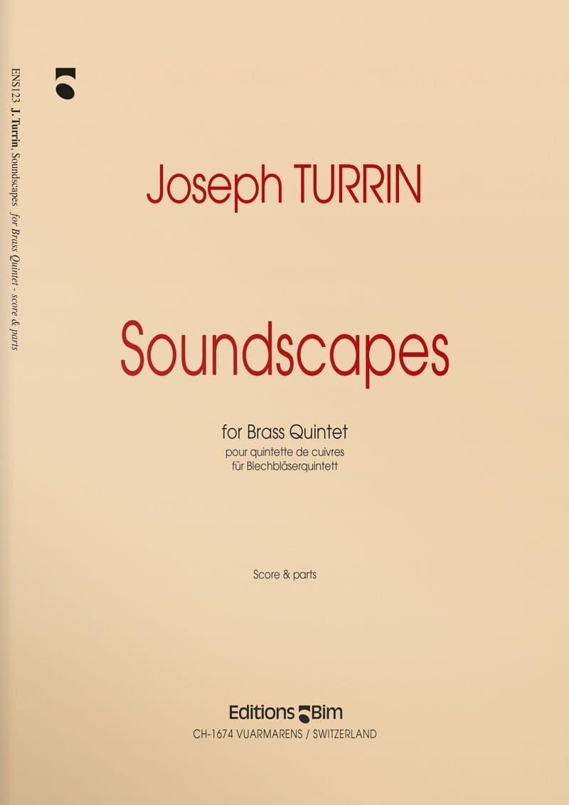 Turrin  Joseph  Soundscapes  Ens123