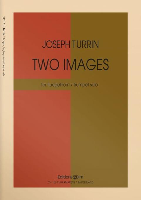Turrin  Joseph  Two  Images  Tp312