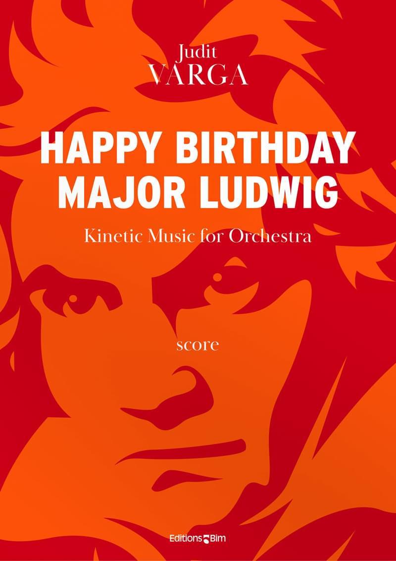 Varga Judit Happy Birthday Major Ludwig Orch89