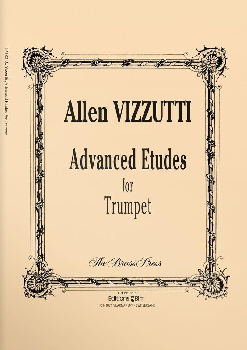 Vizzutti  Allen  Advanced  Etudes  Tp182