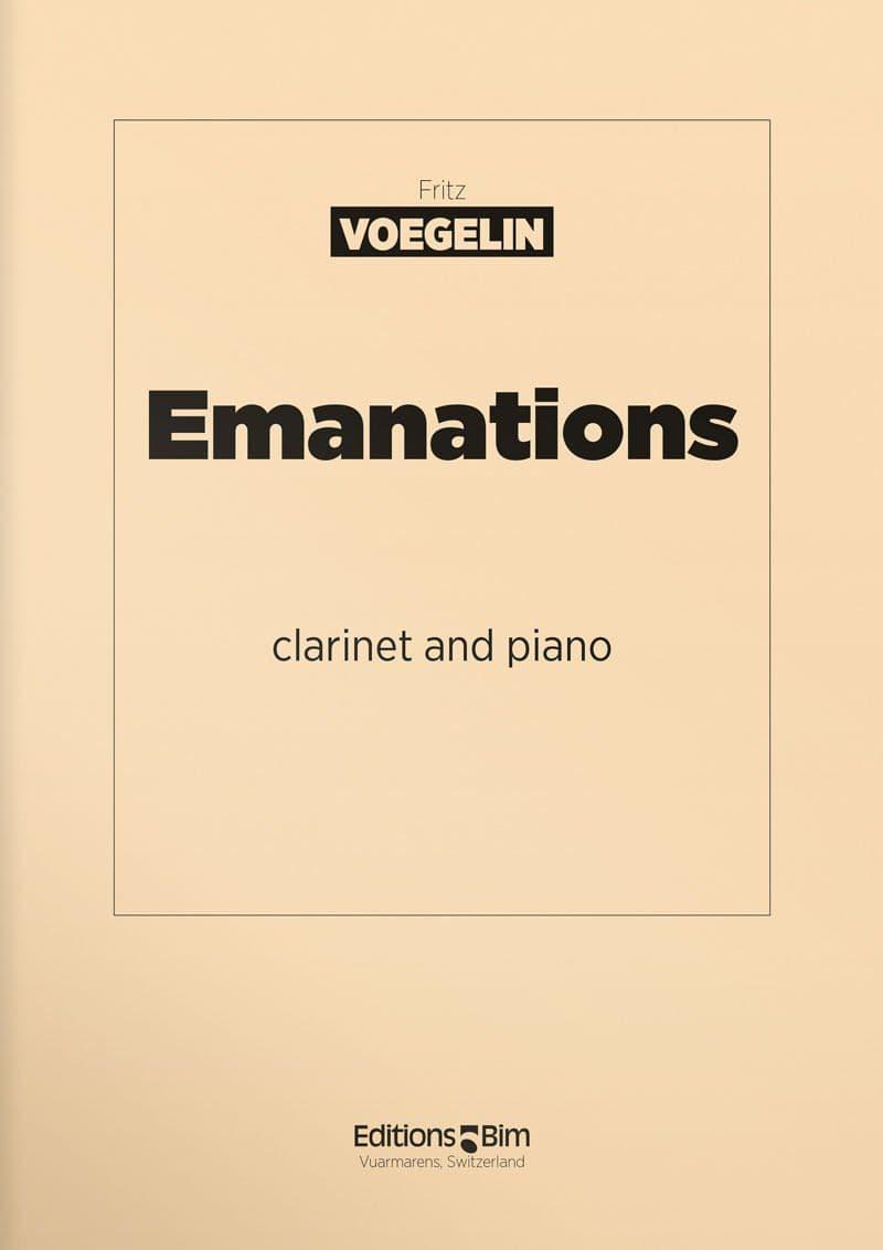Voegelin  Fritz  Emanations  Cl6