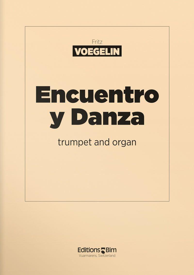 Voegelin  Fritz  Encuentro Y  Danza  Tp60