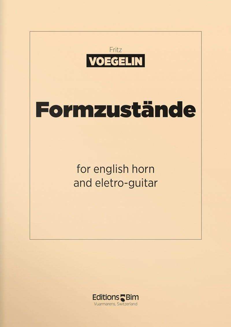 Voegelin  Fritz  Formzustände  Eh1