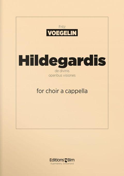 Voegelin  Fritz  Hildegardis De  Divinis  V24