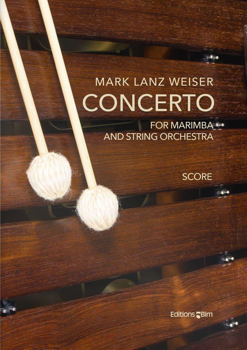 Weiser  Mark  Lanz  Marimba  Concerto  Perc10
