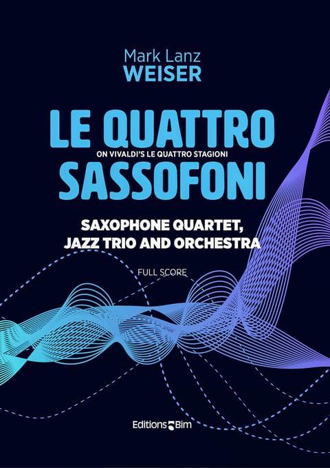 Weiser Mark Quattro Sassofoni Sax15