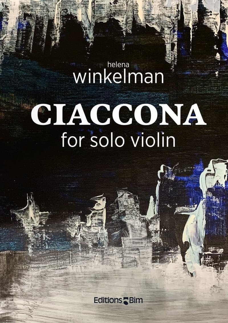 Winkelmann Helena Ciaccona Vn38