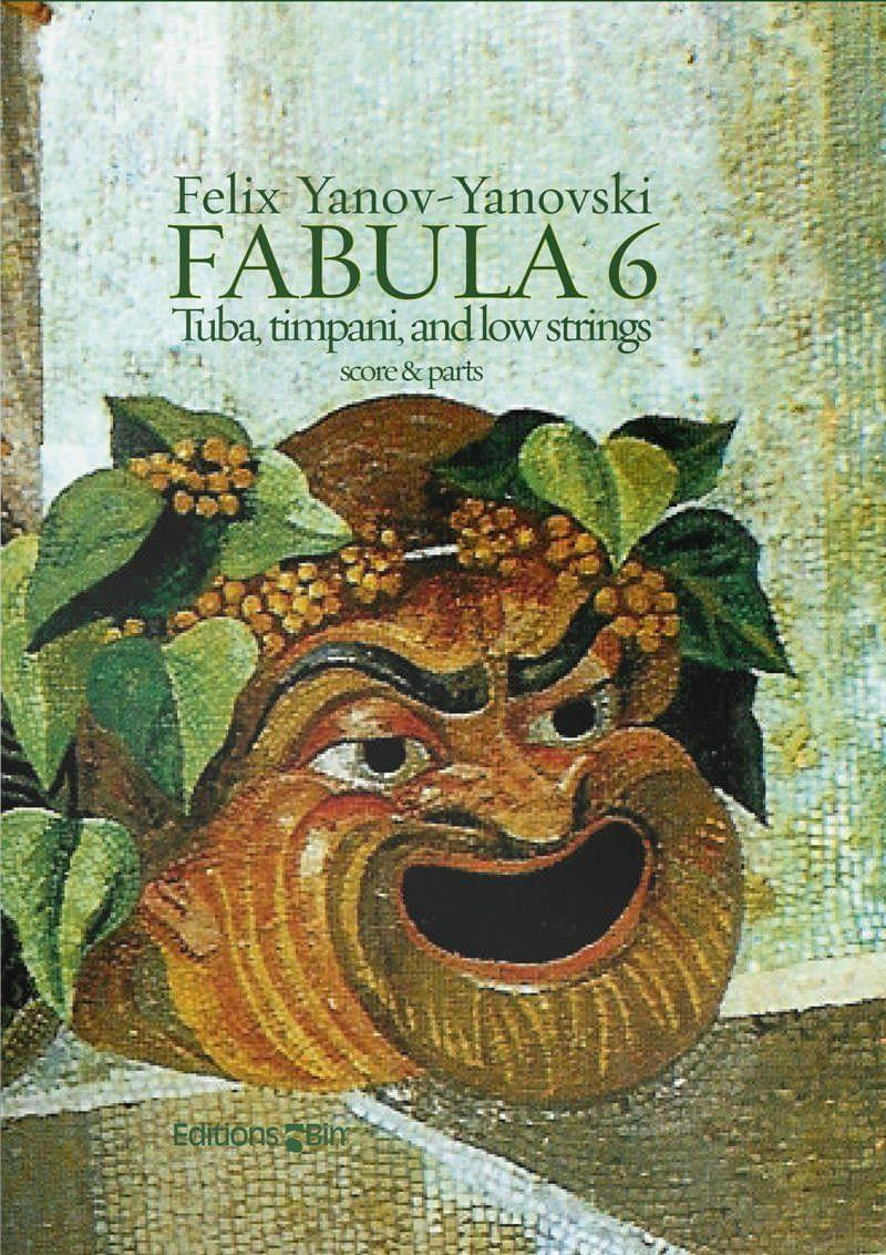 Yanov  Yanovski  Felix  Fabula 6  Tu187B