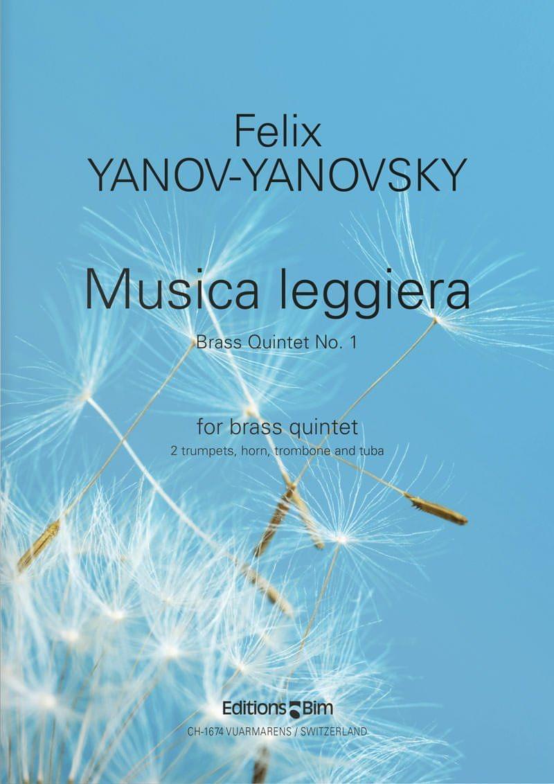 Yanov  Yanovski  Musica  Leggiera  Ens61