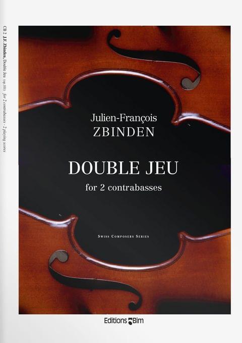 Zbinden  Jf  Double  Jeu  Cb2