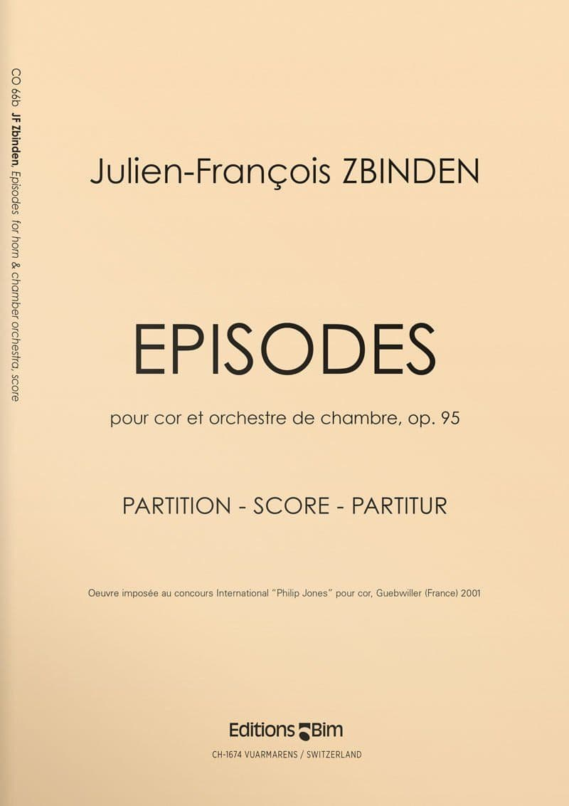 Zbinden  Jf  Episodes  Co66