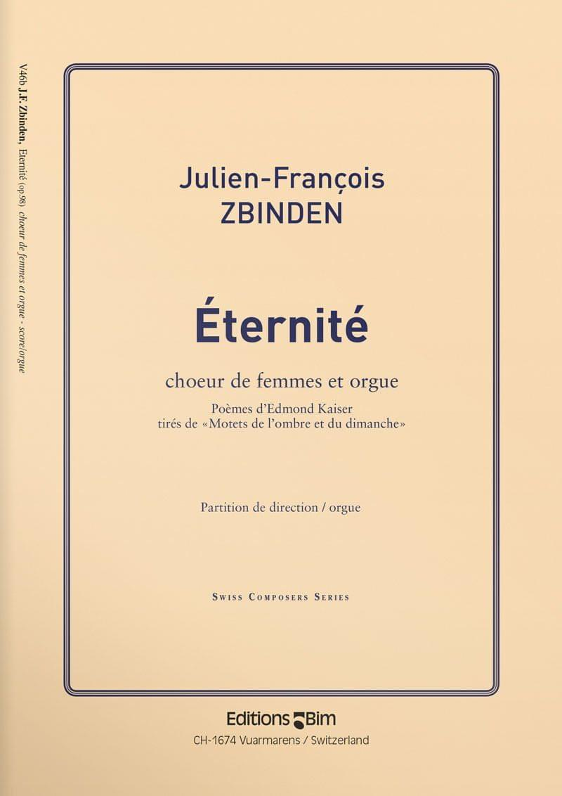 Zbinden  Jf  Eternite  V46