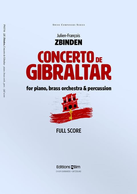 Zbinden Jf Gibraltar Concerto Pno74