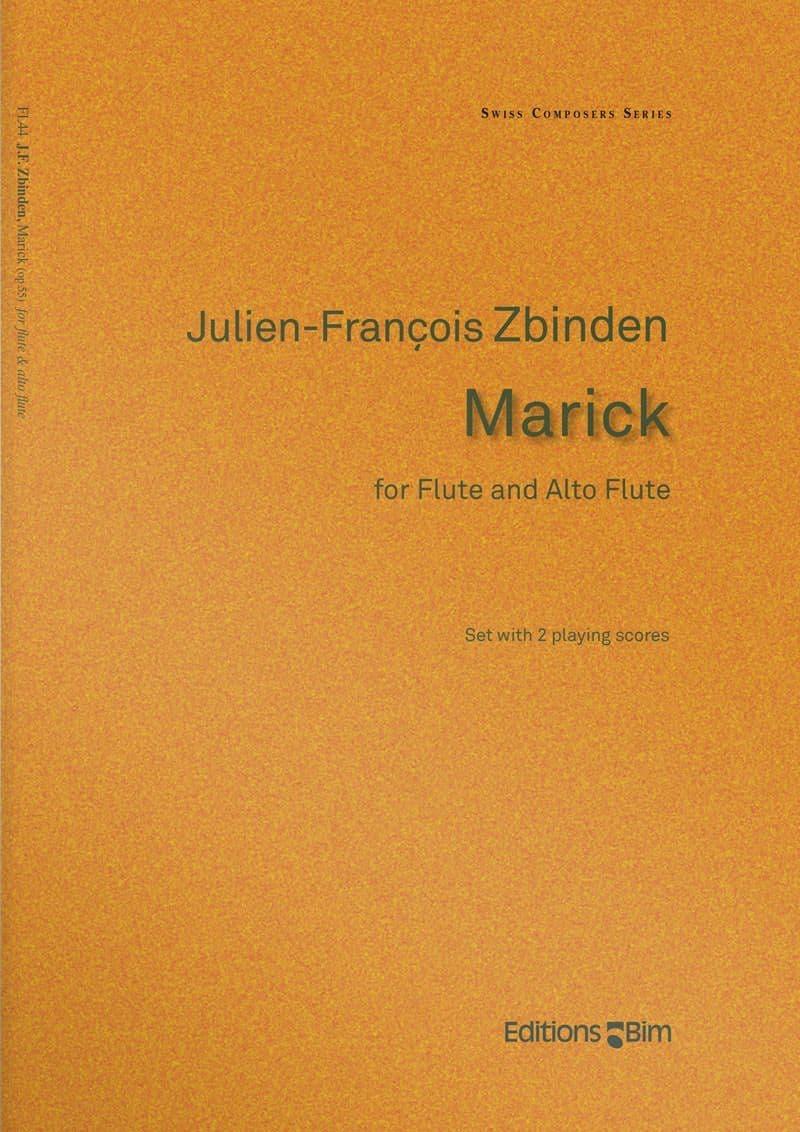 Zbinden  Jf  Marick  Fl44