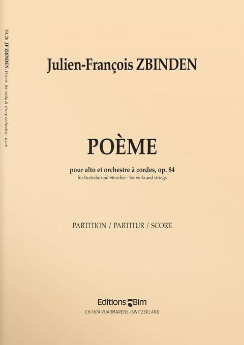 Zbinden  Jf  Poeme  Va2