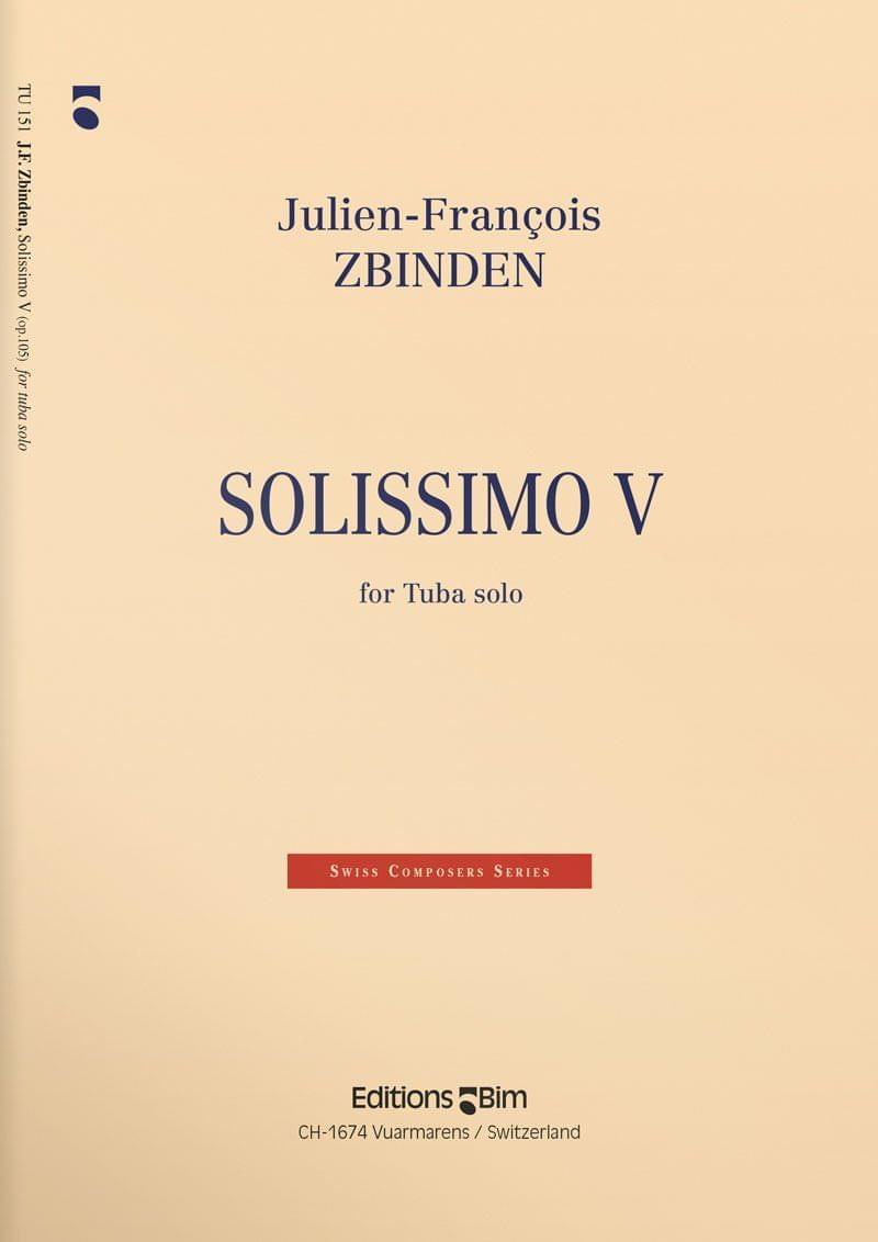Zbinden  Jf  Solissimo  V  Tu151