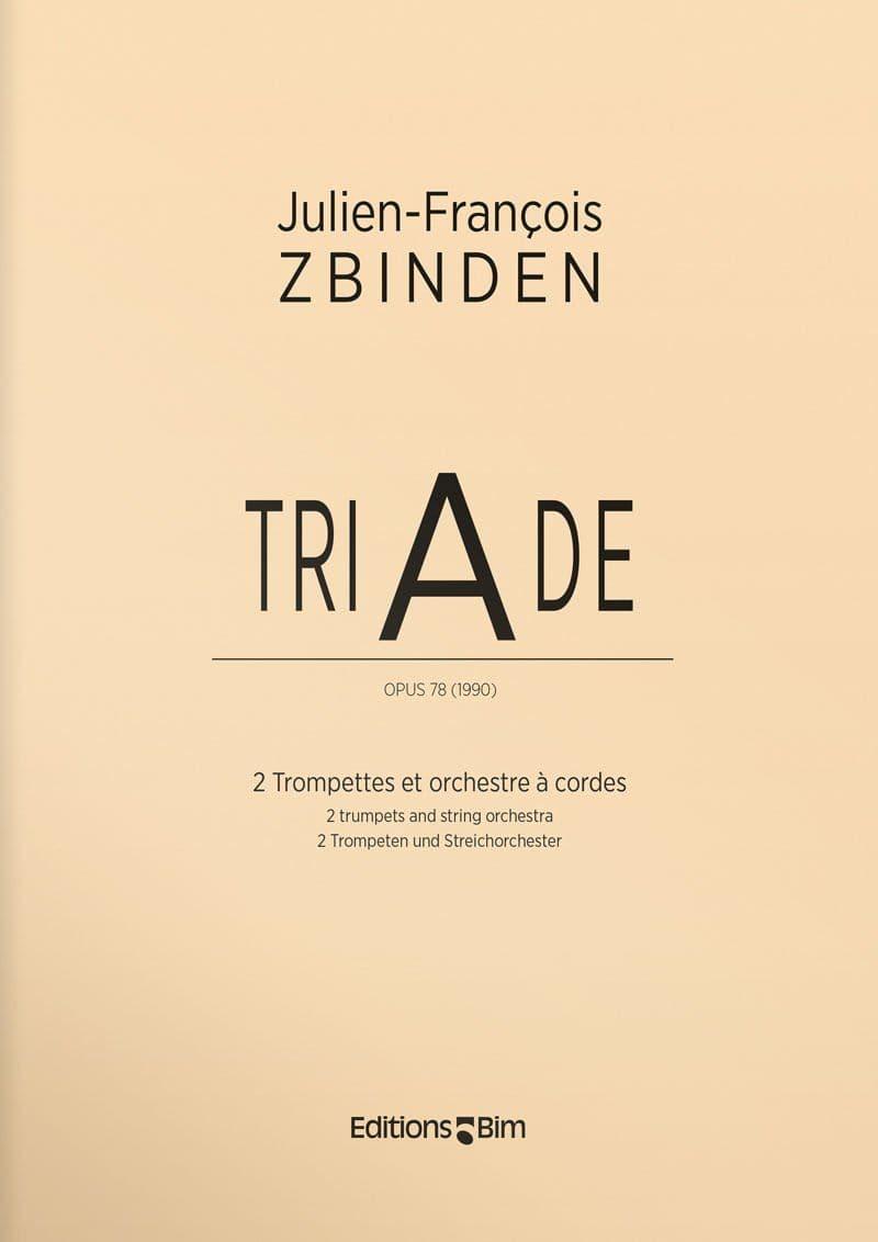 Zbinden  Jf  Triade  Tp36