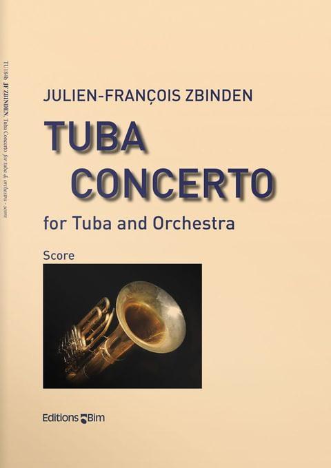 Zbinden  Jf  Tuba  Concerto  Tu184