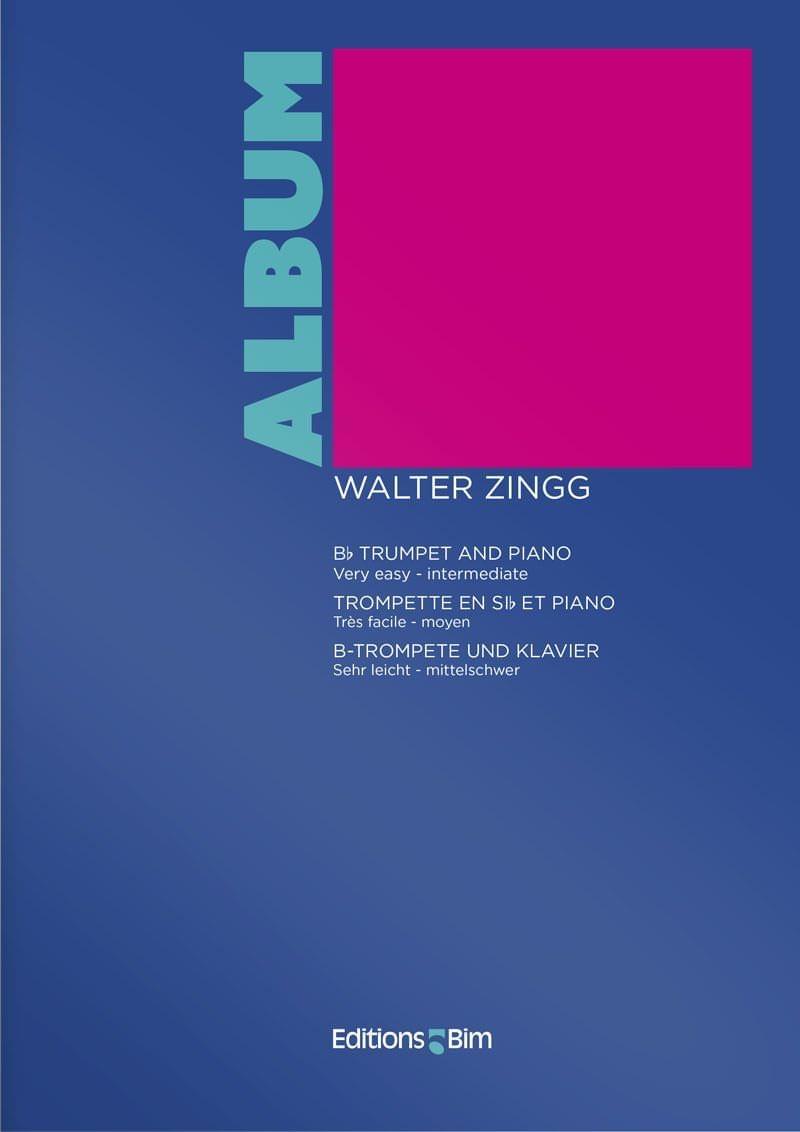 Zingg  Walter  Album  Tp16