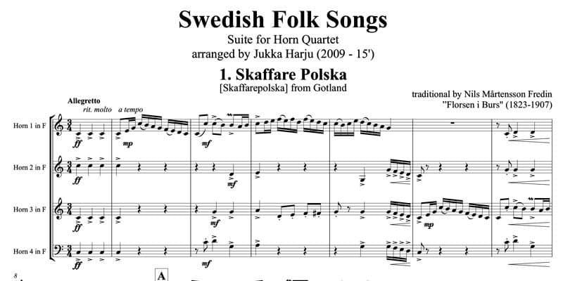 Co99 Swedish Foksongs 01