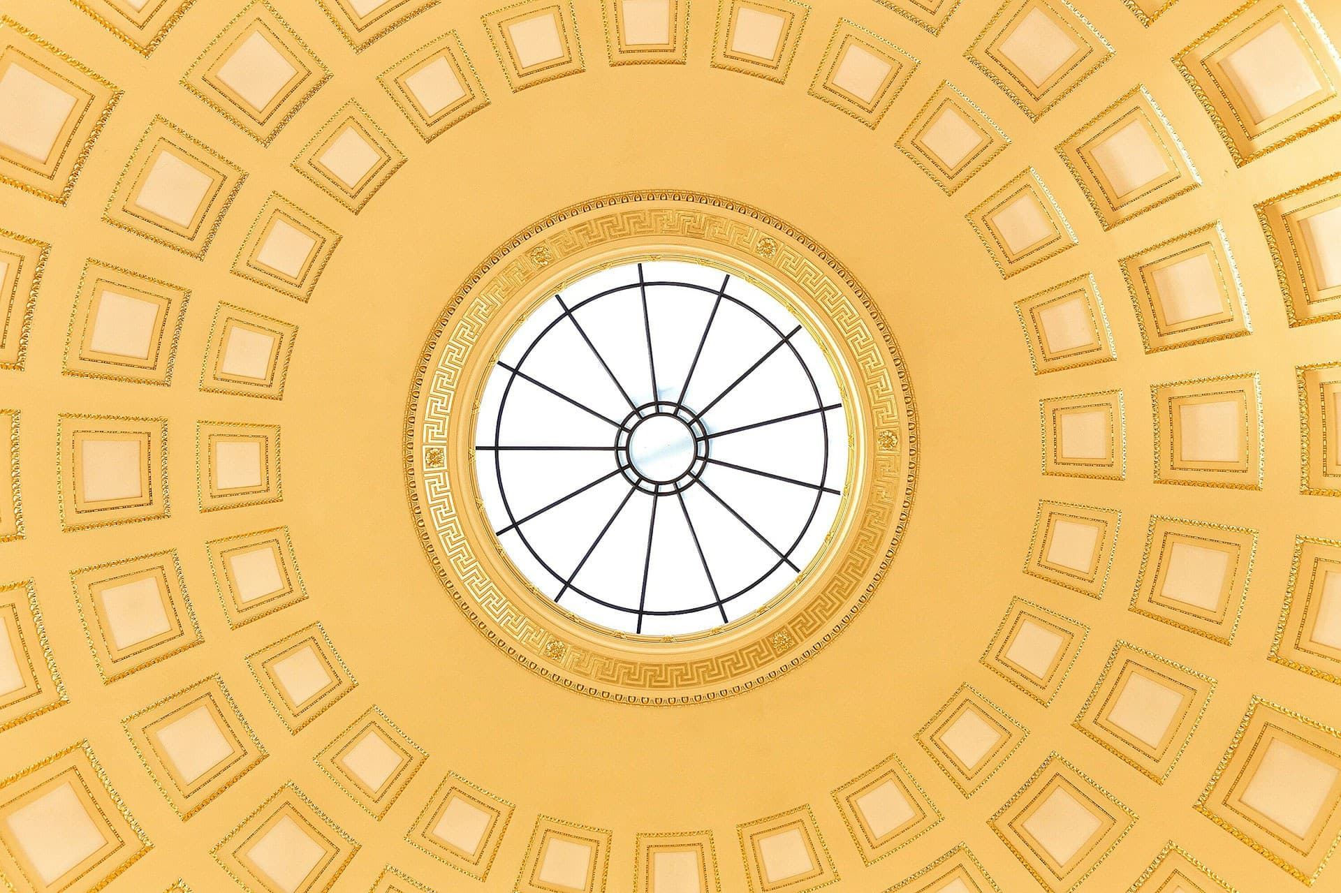 Cannon Building Ceiling