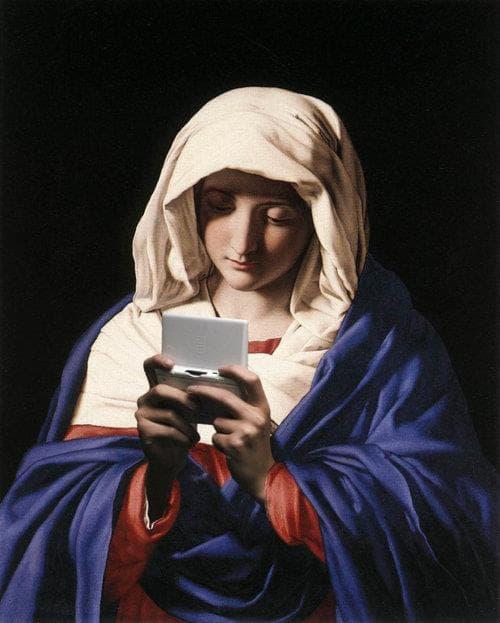 Sassoferrato, The Virgin in Prayer