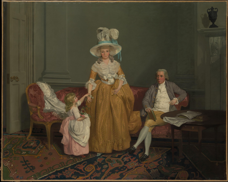 Wheatley, The Saithwaite Family