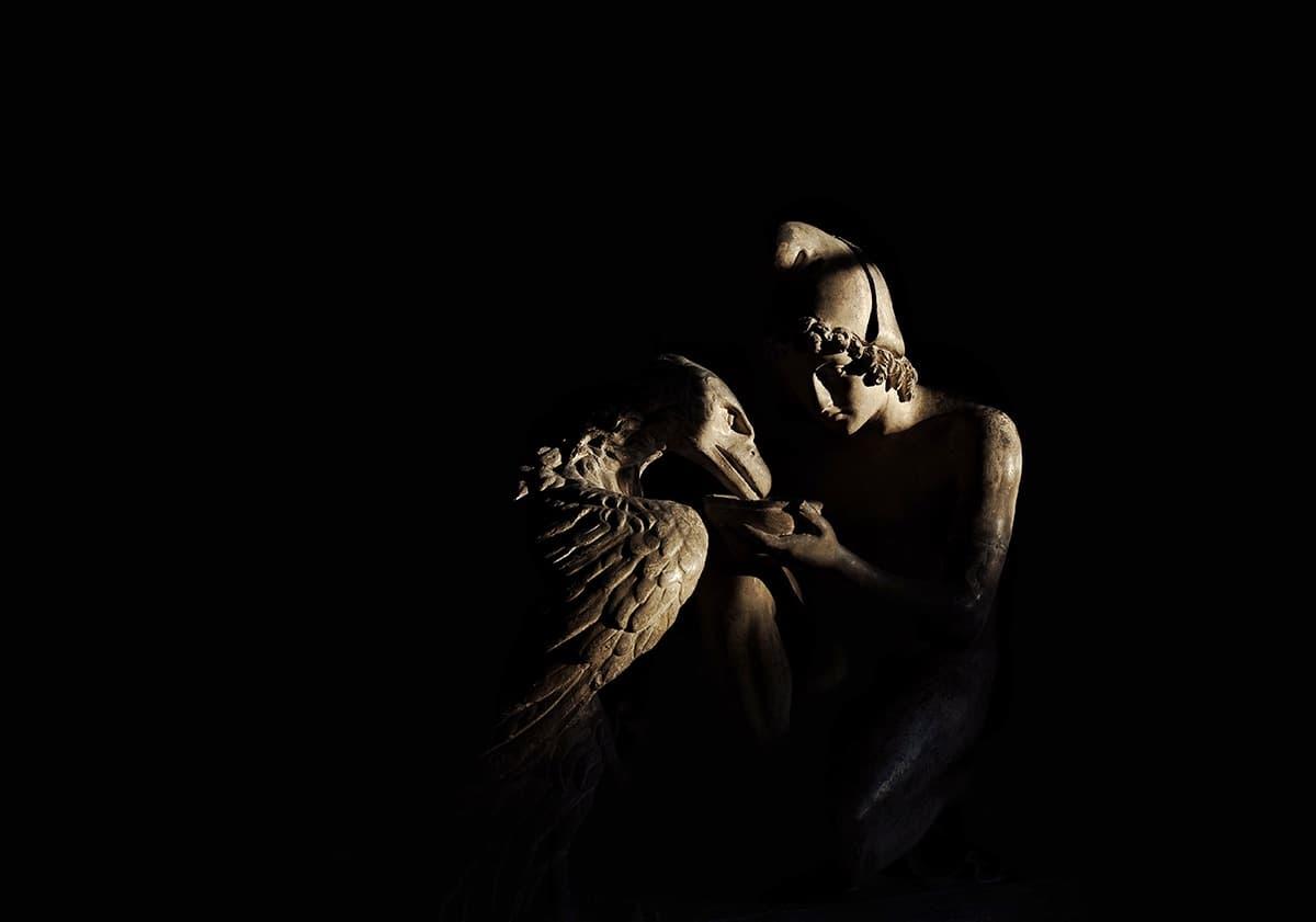 Thorvaldsens Museum Greek Sculpture Eagle