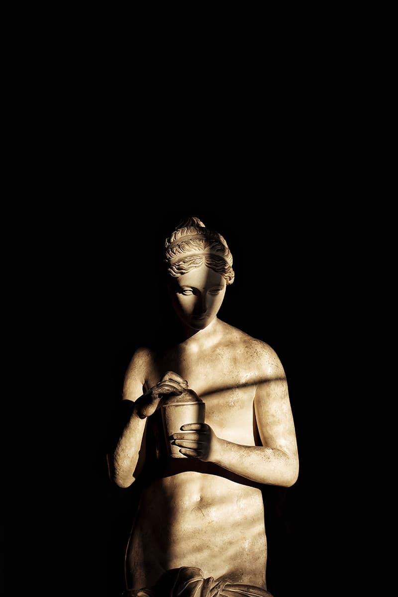 Thorvaldsens Museum Greek Sculpture Woman