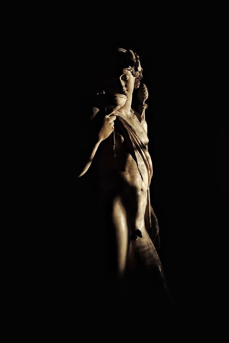 Thorvaldsens Museum Greek Sculpture Bacchus
