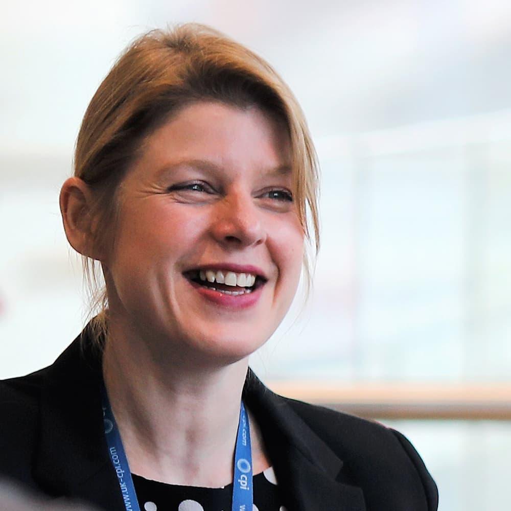 Hannah Wade - Head of Investment Partnerships, CPI