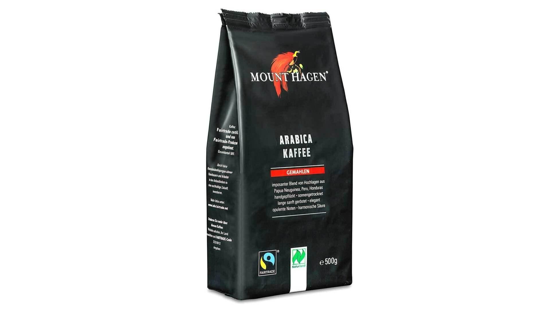Kaffee von Mount Hagen