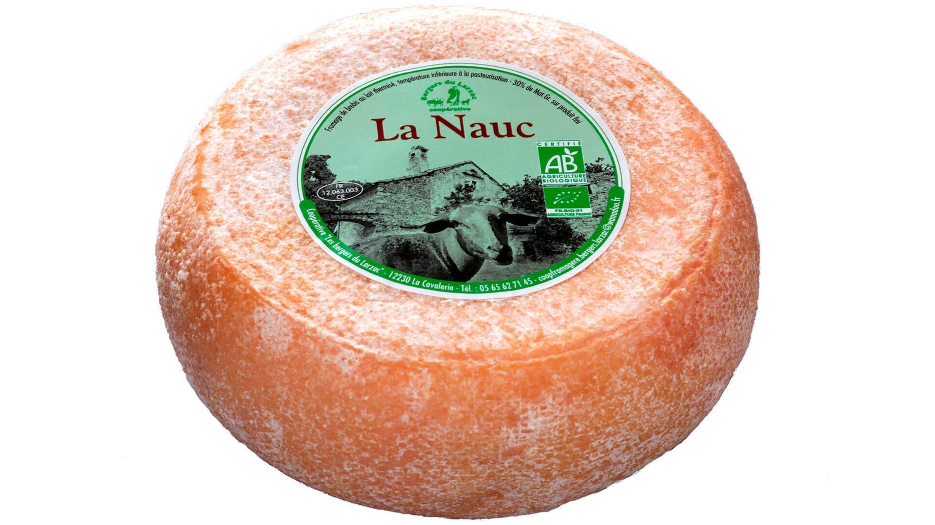 Käselaib La Nauc